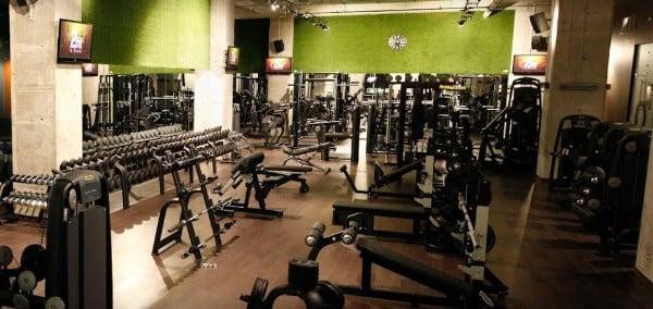 Фитнес комплекс
