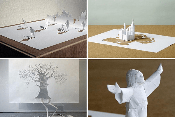 Изкуство от хартия
