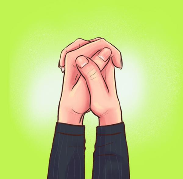 Кръстосване на пръсти