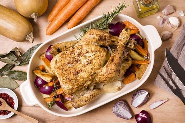пиле, пилешко