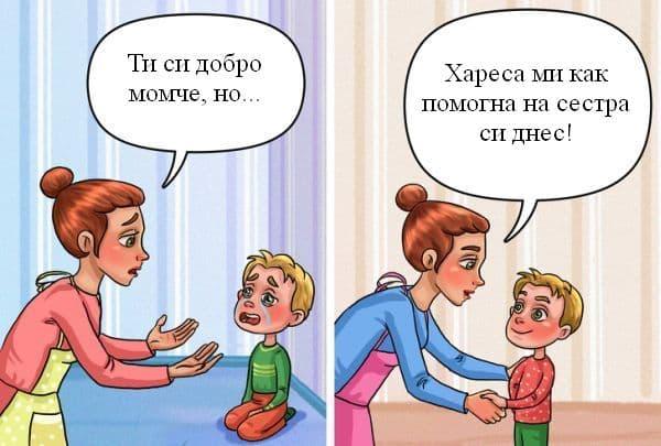 Похвала на детето