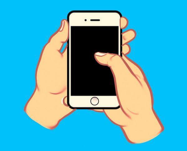 Телефон - характер