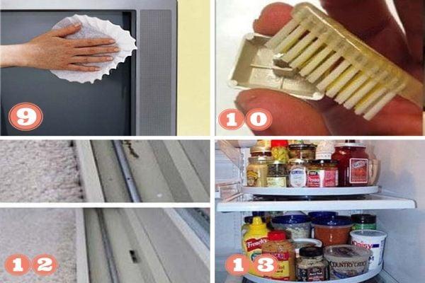 дом почистване, трикове за почистване