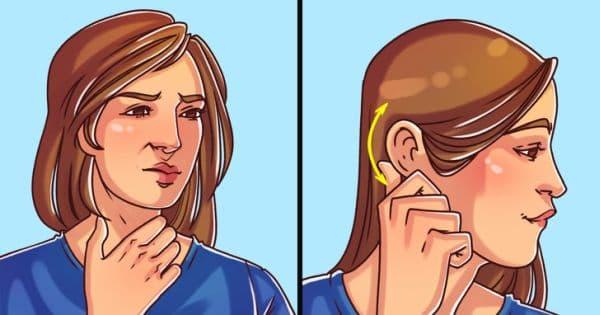 Почесване на ухото