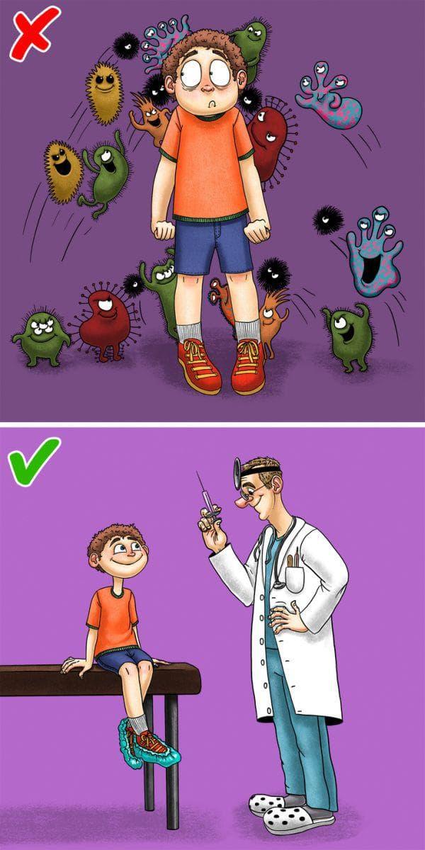 Ваксинация на детето