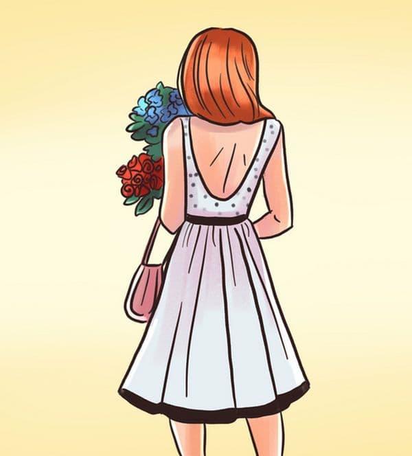 Избор на момиче - характер