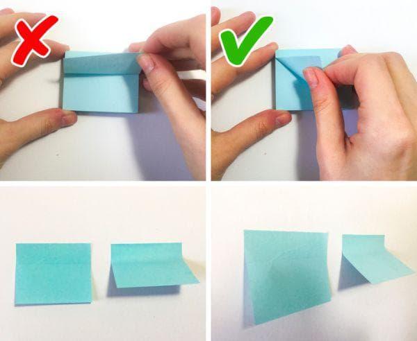 Самозалепващи листчета