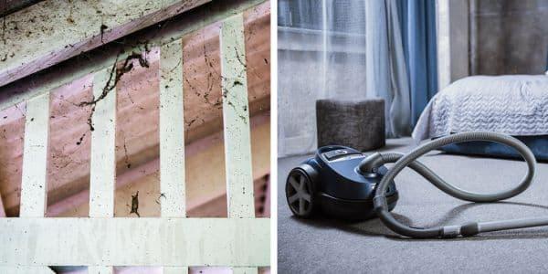 Поддържане на чист дом