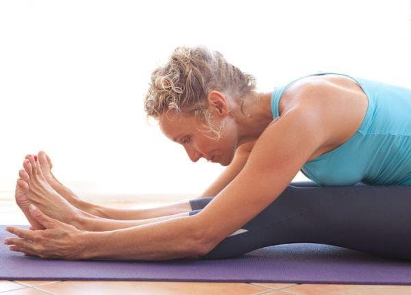 Разтягане на мускулите за облекчаване на болките в гърба