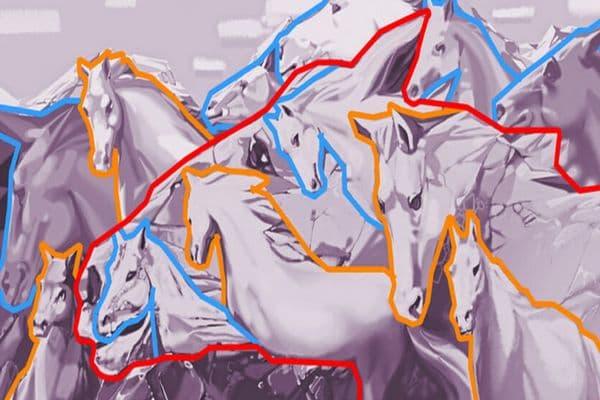 11 и повече коне