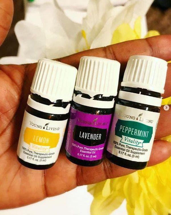 Етерични масла за премахване на главоболието