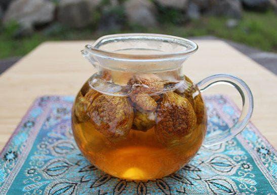 чай от агарик блазей
