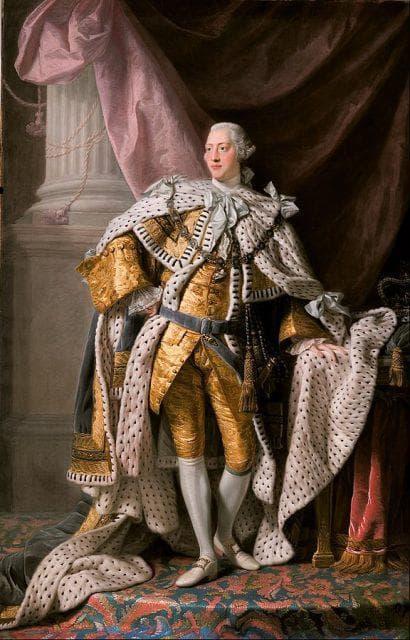 Коронацията на крал Джордж Трети