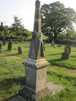 Гробът на Ричард Мънслоу