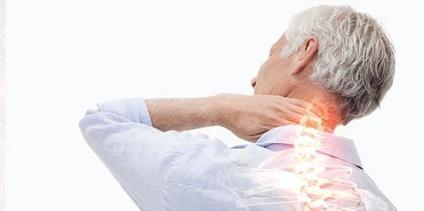 паникулит, поразяващ шийния отдел и гръбначния отдел