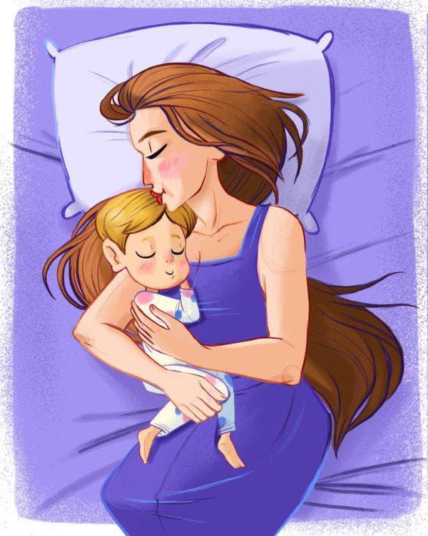 Приспиване на детето