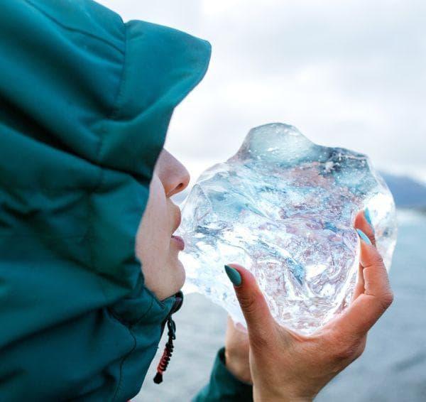 Консумация на студена вода