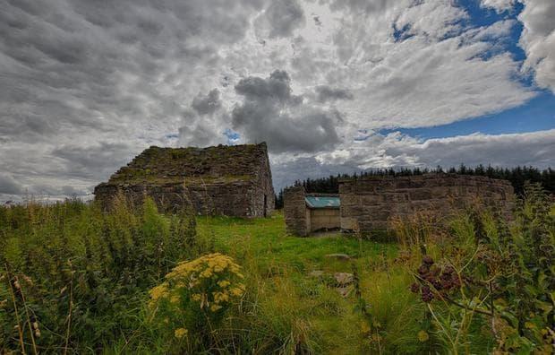 Руините на Саута Айл