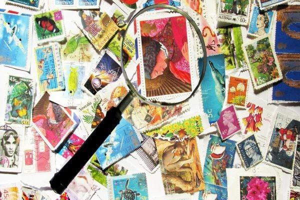 марки, колекциониране