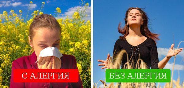 Облекчаване на симптомите на сезонна алергия