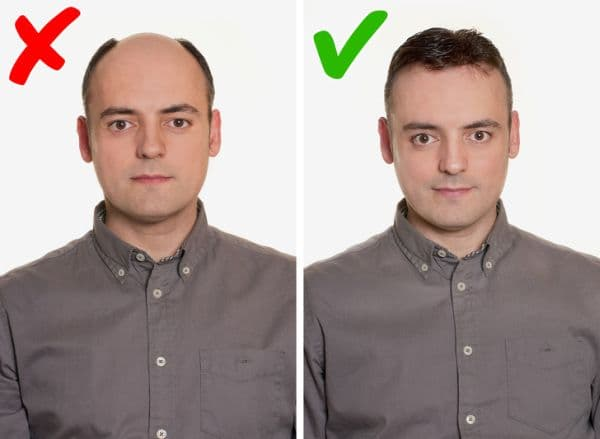 Намаляване на косопада