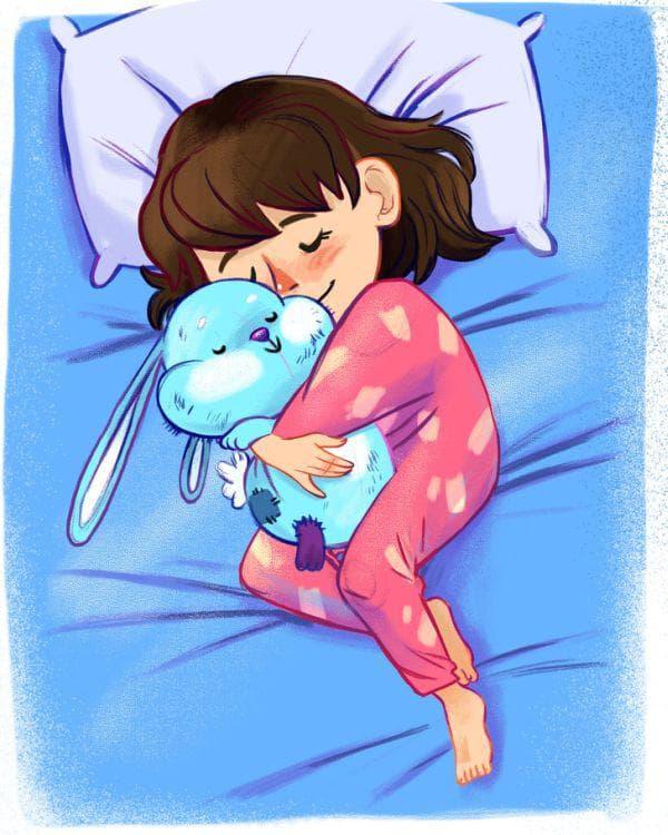 Научаване на детето да спи само