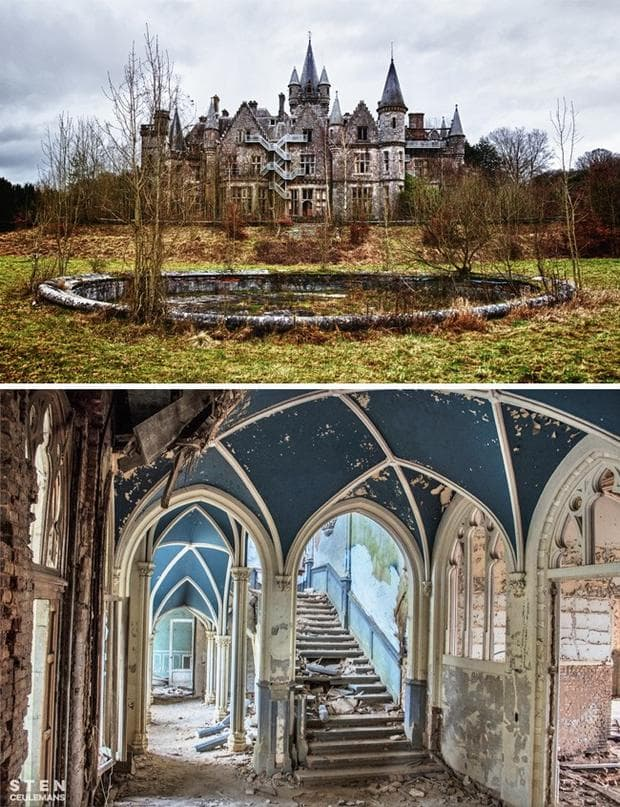 замък Миранда