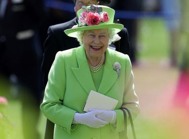 Кралицата