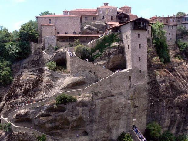 Манастирът Преображение Господне, Метеора