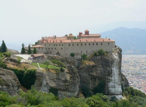 Манастирът Св. Стефан, Метеора