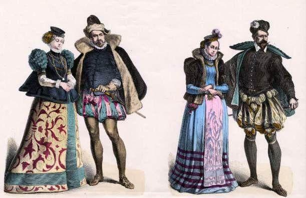 Модата през 16-ти век