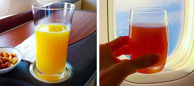 сок от портокал и грейпфрут