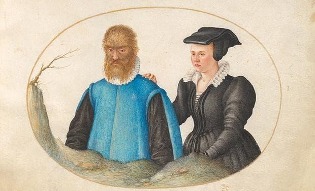 Петрус и неговата съпруга