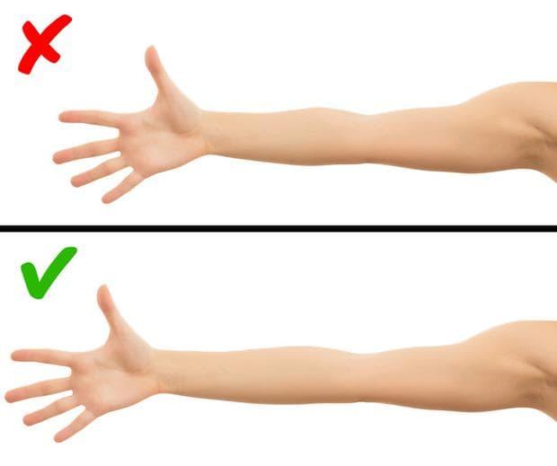 дълги ръце