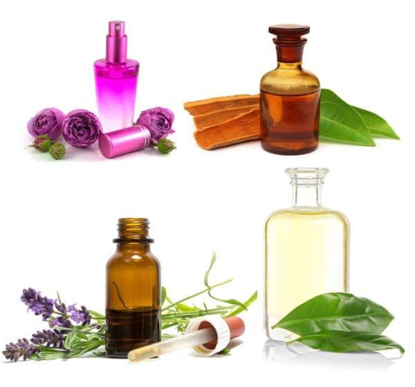 Използване на етерични масла
