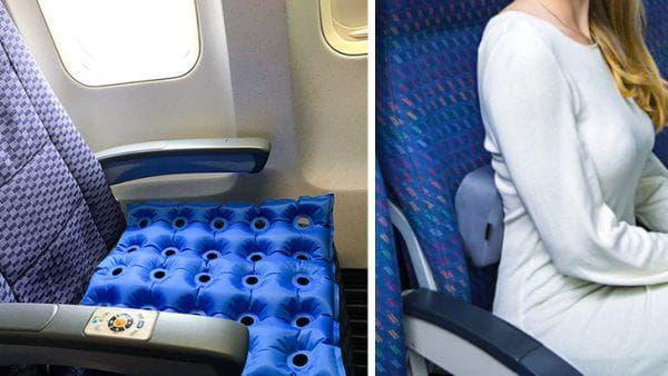 Използване на подложка за седалка