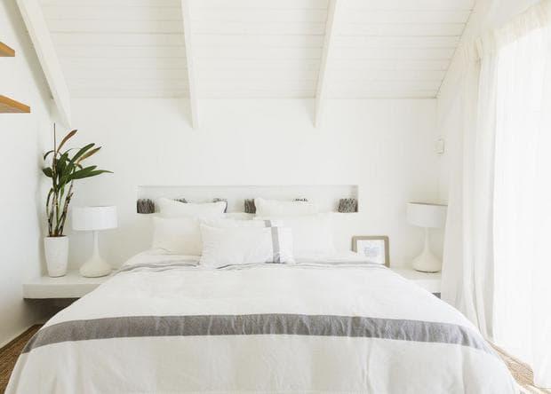 подредено легло