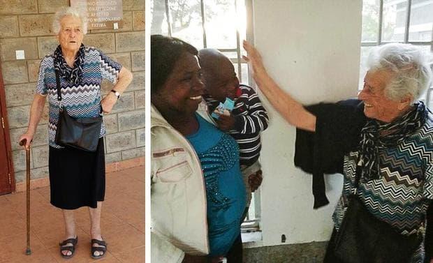 баба в Кения