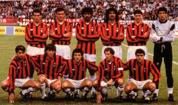 Отборът мечта на Милан