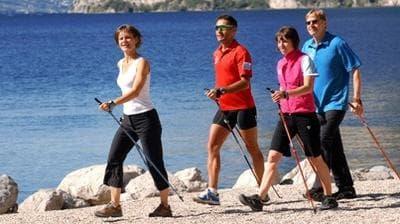 Скандинавско ходене