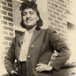 Хенриета Лакс , 1940 г.