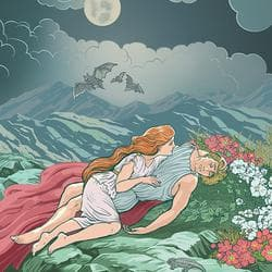 Адонис и Афродита