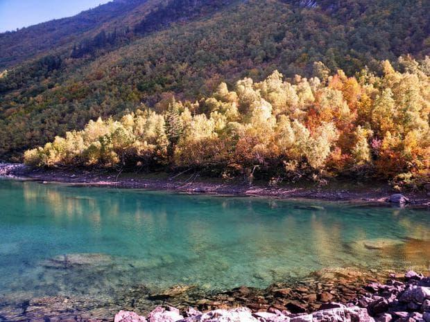 езерото Карачай