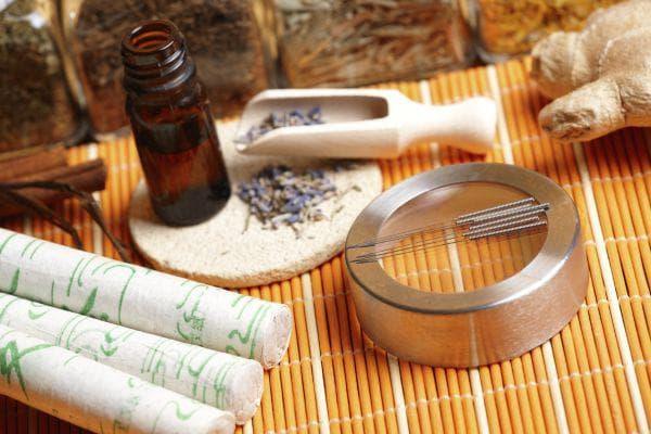 Акупунктура и хомеопатия