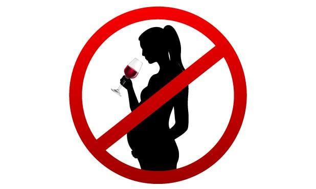 Алкохол и бременност