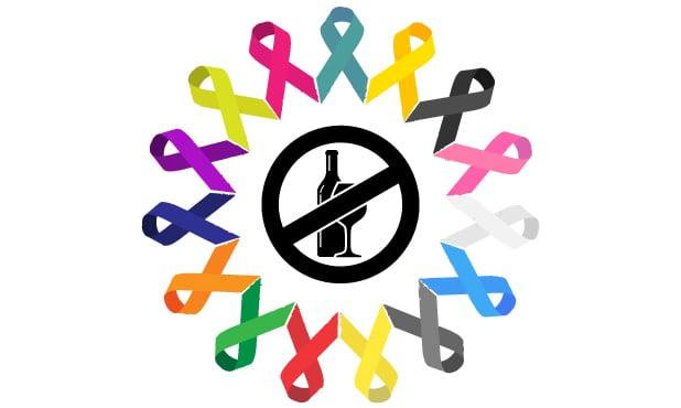 Алкохол и рак