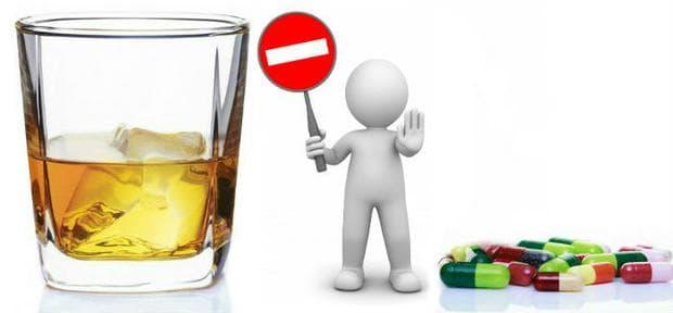 Алкохол и лекарства