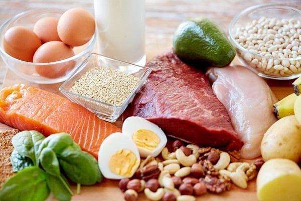 Храни с аминокиселини