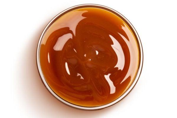 Употреба на амонячния карамел (E150c) в храните.