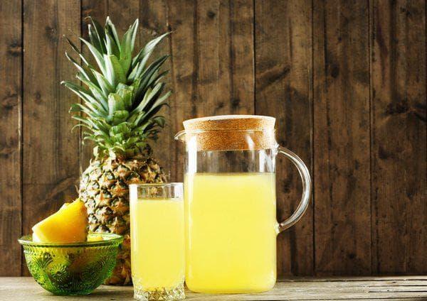 Ананас плод и сок